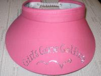 Large bill visor - Click for Details!