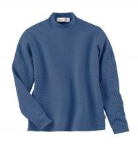 LADIES' CROSS RIDGE JACQUARD LONG SLEEVE MOCK NECK - Click for Details!