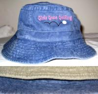 Ladies Bucket Hat - Click for Details!
